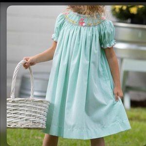 🎉HP🎊Shrimp & Grits Easter Bunny Dress